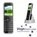 Voipdistri.com jetzt INCOM Distributor! Neues ICW-1000G SIP WLAN Telefon für drahtlose Computernetzwerke schaft Flexibilität am Arbeitsplatz