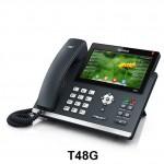 Platzhirsch VoIPDistri.com liefert neues Yealink SIP-T48G!